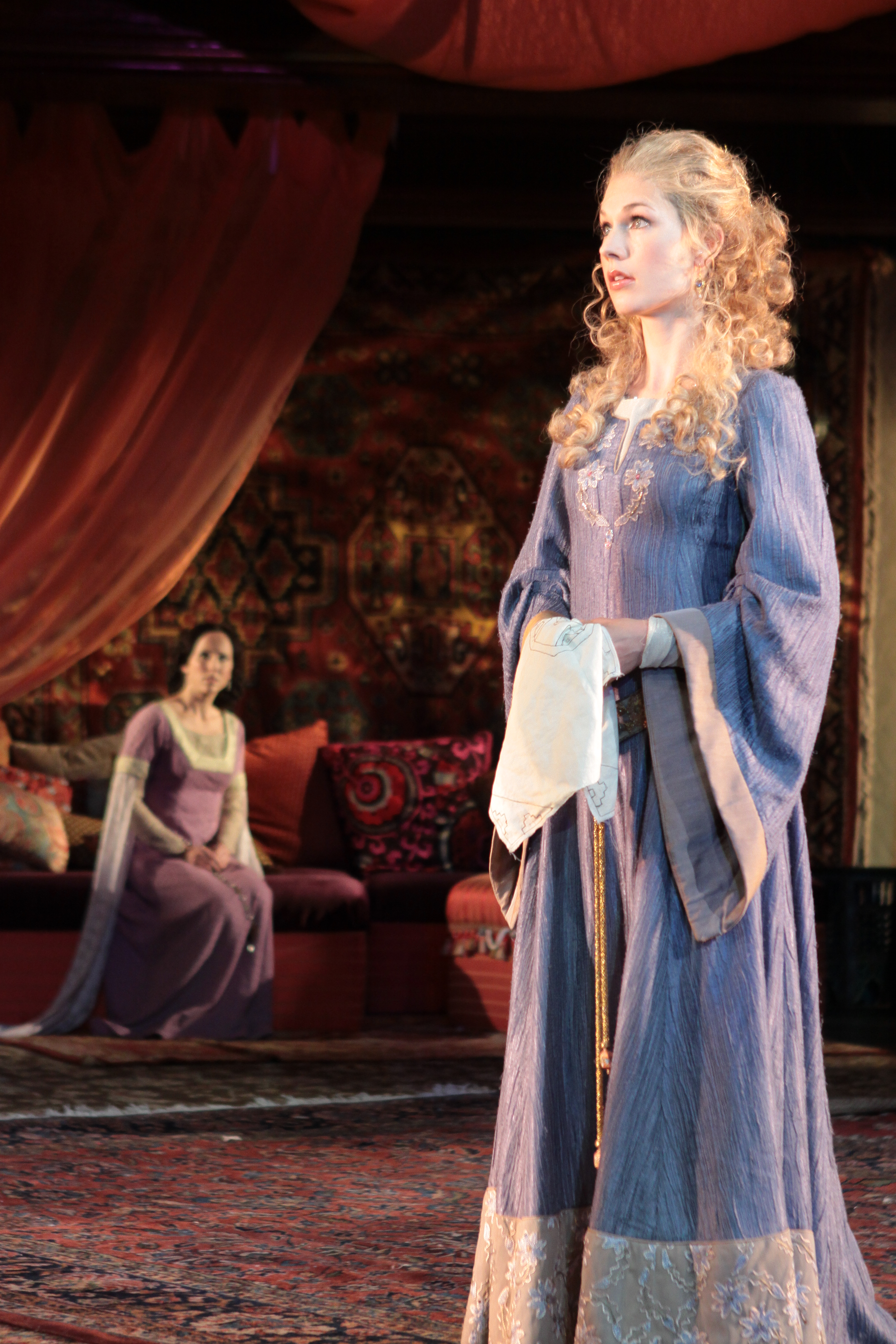 a comparison of desdemona and emilia in the play othello The role of the female characters in shakespeare's othello essay - in shakespeare's othello, we the audience are introduced to several characters throughout the course of the play, three of which are female these characters are desdemona, wife to othello, emilia, wife to iago and bianca, casio's lover.