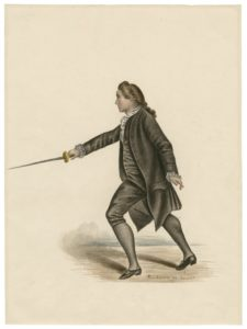 Henderson as Hamlet (Image: Folger Shakespeare Library)